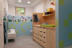 Ansicht Hygienebereich 2