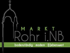 Markt Rohr bodenständig - modern - l[i]benswert